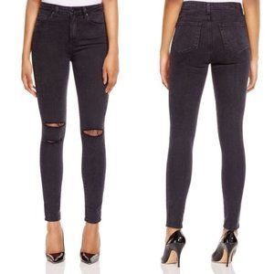 PAIGE •Margot Ultra Skinny Jean Joannie Destructed